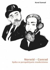 Norwid - Conrad. Epika w perspektywie - okładka książki