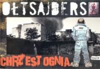 Ołtsajders. Chrzest Ognia - okładka książki