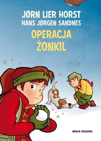 Operacja Żonkil - okładka książki
