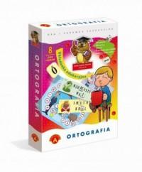 Ortografia. Układanka edukacyjna - zdjęcie zabawki, gry