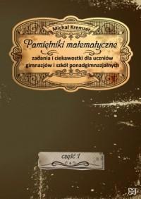 Pamiętniki matematyczne. Zadania - okładka podręcznika