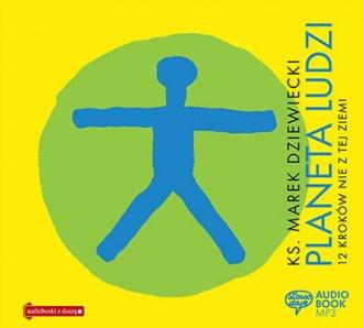 Planeta Ludzi. 12 Kroków nie z - pudełko audiobooku
