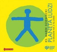 Planeta Ludzi. 12 Kroków nie z tej ziemi - pudełko audiobooku