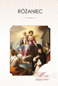 Różaniec. Seria: Moc Modlitwy - okładka książki