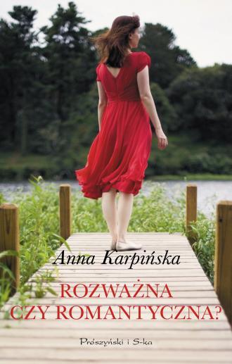 Rozważna czy romantyczna? - okładka książki