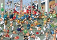 Ryuer.  Accidents   Emergencies (puzzle 1000-elem.) - zdjęcie zabawki, gry