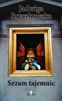Sezam tajemnic - okładka książki