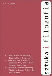 Sztuka i filozofia nr 45/2014 - okładka książki