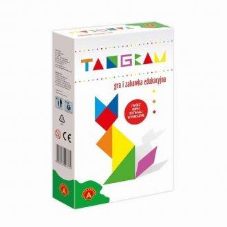 Tangram mini - zdjęcie zabawki, gry