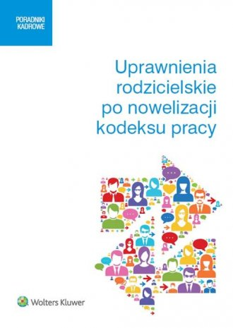 Uprawnienia rodzicielskie po nowelizacji - okładka książki