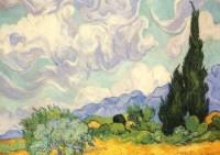 Van Gogh. Cypr (puzzle 1000-elem.) - zdjęcie zabawki, gry