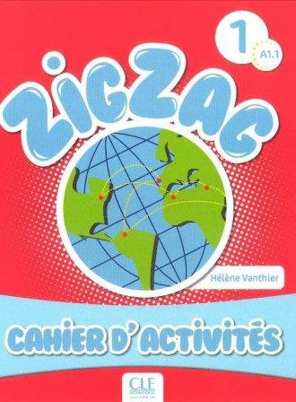Zig Zag 1 A1.1 Zeszyt ćwiczeń - okładka podręcznika