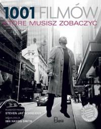 1001 filmów, które musisz zobaczyć - okładka książki