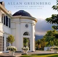 Allan Greenberg Classical Architect - okładka książki