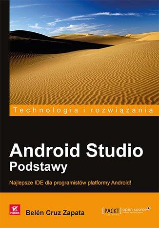 Android Studio Podstawy - okładka książki