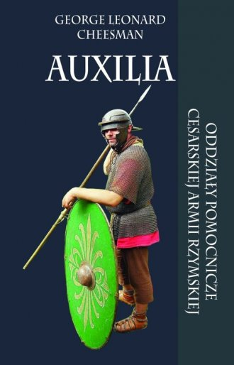 Auxilia Oddziały pomocnicze cesarskiej - okładka książki