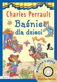 Baśnie dla dzieci - okładka książki