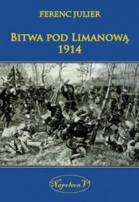 Bitwa pod Limanową 1914 - okładka książki