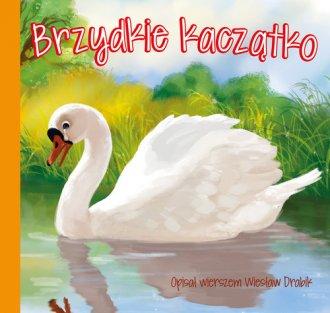 Brzydkie kaczątko - okładka książki