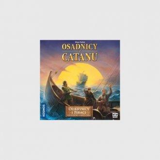 Catan. Odkrywcy i Piraci - zdjęcie zabawki, gry