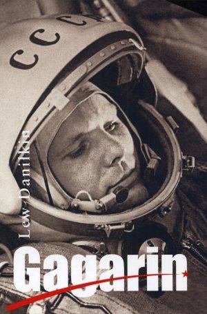 Gagarin - okładka książki