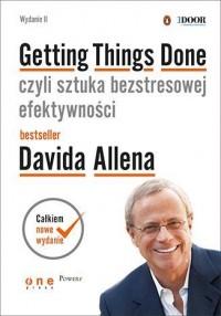 Getting Things Done czyli sztuka - okładka książki