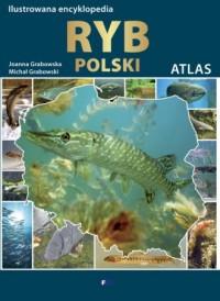 Ilustrowana encyklopedia ryb - - okładka książki