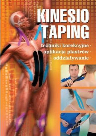 Kinesio taping - okładka książki
