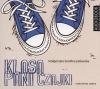 Klasa Pani Czajki. Książka audio - pudełko audiobooku