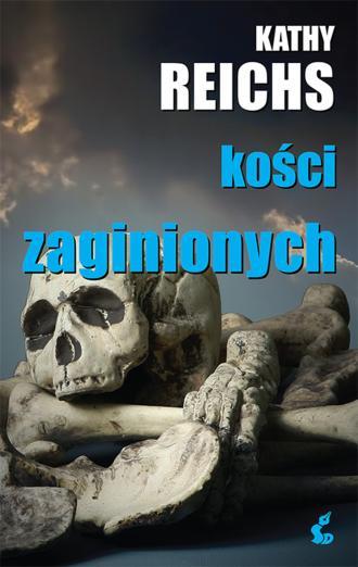 Kości zaginionych - okładka książki