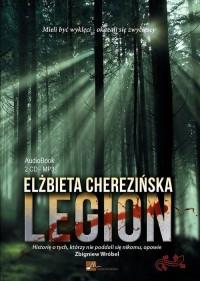Legion - pudełko audiobooku