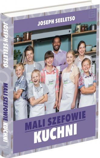 Mali szefowie kuchni - okładka książki