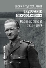 Orędownik niepodległości. Kazimierz - okładka książki