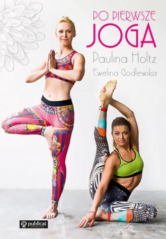 Po pierwsze joga - okładka książki