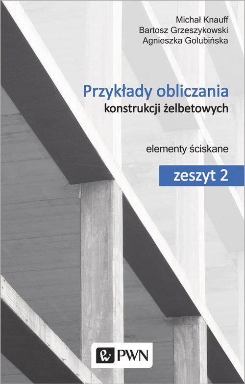 Przykłady obliczania konstrukcji - okładka książki