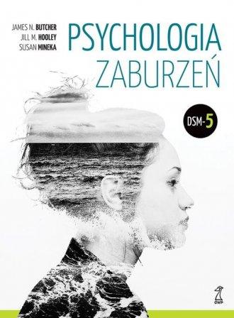 Psychologia zaburzeń - okładka książki