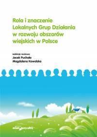 Rola i znaczenie Lokalnych Grup - okładka książki