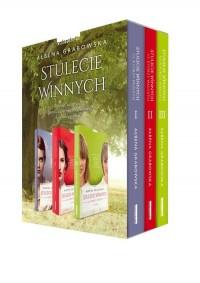 Saga Stulecie Winnych - okładka książki