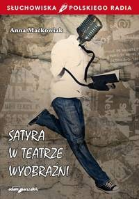 Satyra w teatrze wyobraźni - okładka książki