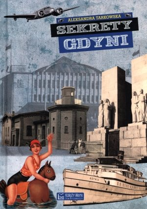 Sekrety Gdyni - okładka książki