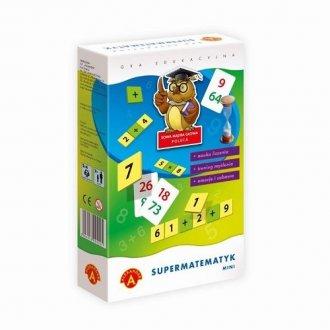 Supermatematyk (mini) - zdjęcie zabawki, gry