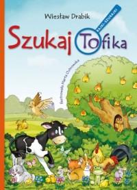 Szukaj Tofika - okładka książki
