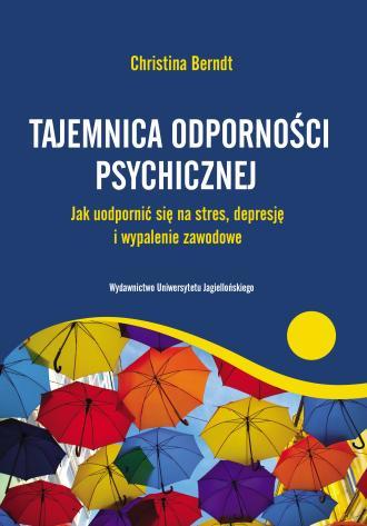 Tajemnica odporności psychicznej. - okładka książki