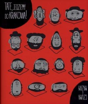 Tate, jedziemy do Krakowa! - okładka książki