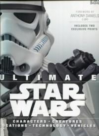 Ultimate Star Wars - okładka książki