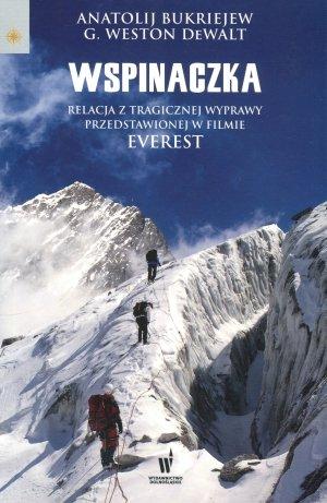 Wspinaczka - okładka książki