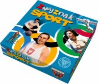 Znaj Znak - Sport - Wydawnictwo - zdjęcie zabawki, gry