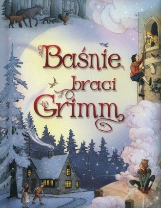 Baśnie braci Grimm - okładka książki