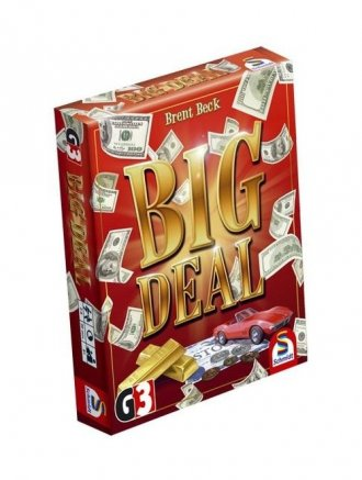 Big Deal - zdjęcie zabawki, gry