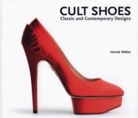 Cult Shoes - okładka książki